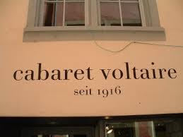 Cabaret Voltaire en Zurich