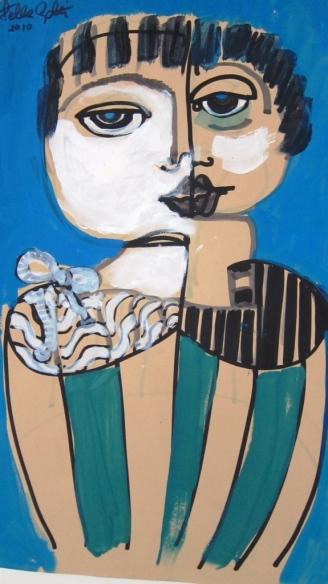 Picasso Boy