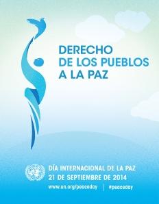 Dia Internacional de la Paz 2014